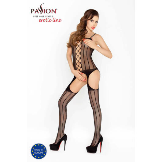 Passion BS023 - erotic set (black)