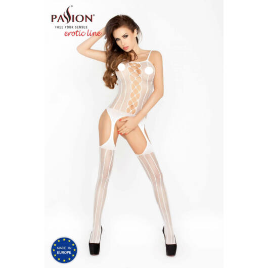 Passion BS023 - erotic set (white)