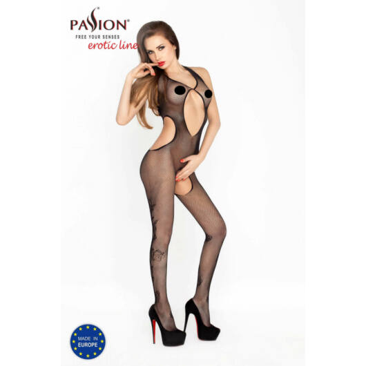 Passion BS028 - overal (black)