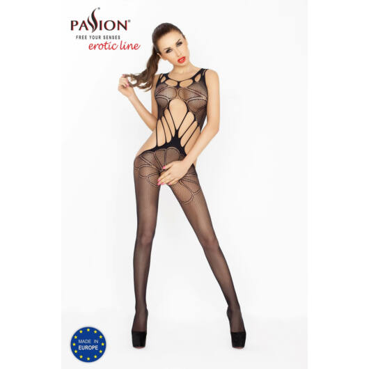 Passion BS030 - overal (black)
