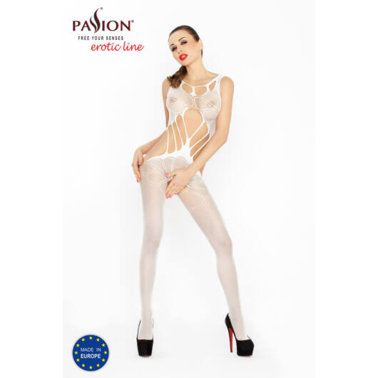 Passion BS030 - overal (white)