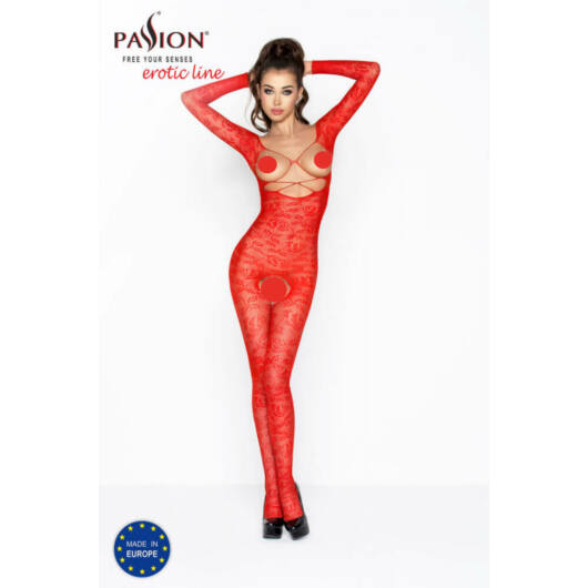 Passion BS031 - overal (red)