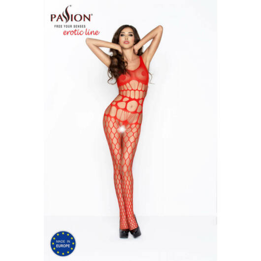 Passion BS032 - overal (red)