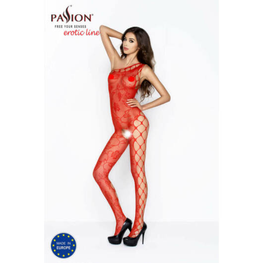 Passion BS036 - overal (red)