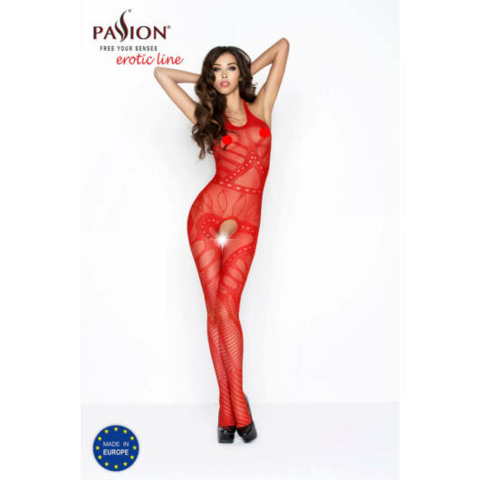 Passion BS037 - overal (red)