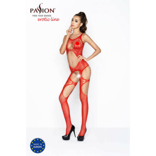 Passion BS039 - overal (red)