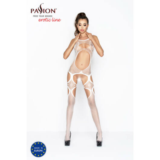 Passion BS039 - overal (white)