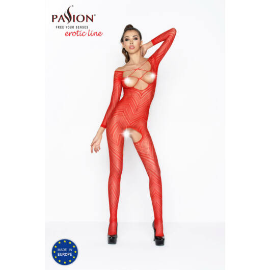 Passion BS040 - overal (red)