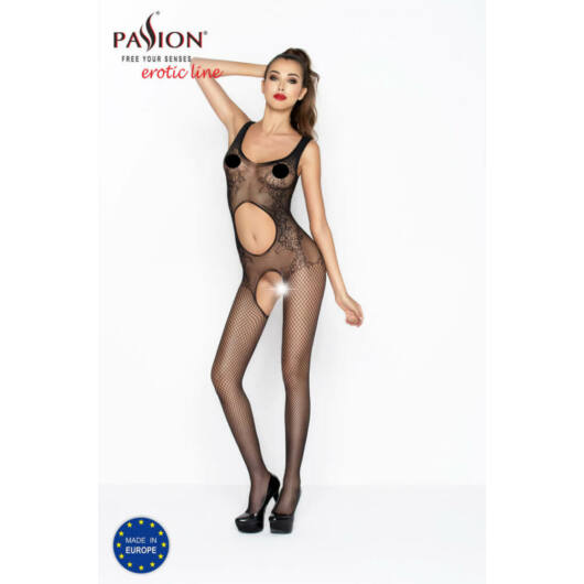 Passion BS044 - overal (black)