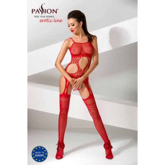 Passion BS047 - set (red)