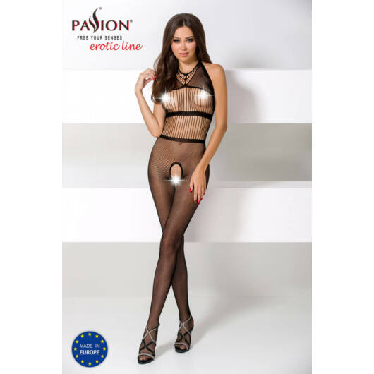 Passion BS048 - overal (black)