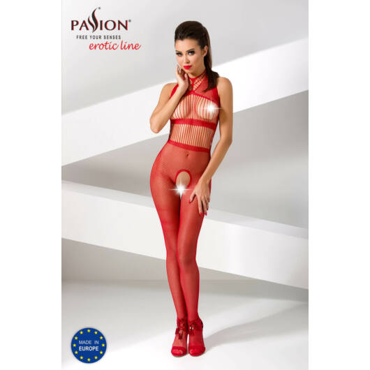 Passion BS048 - overal (red)