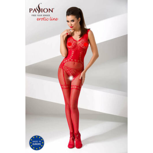 Passion BS052 - overal (red)