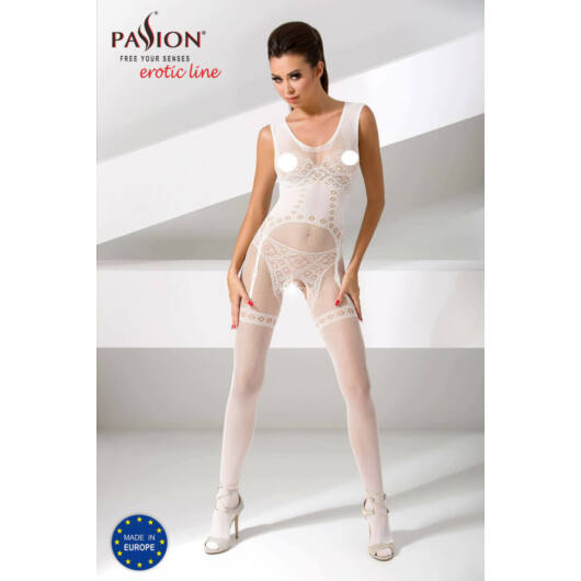 Passion BS052 - overal (white)