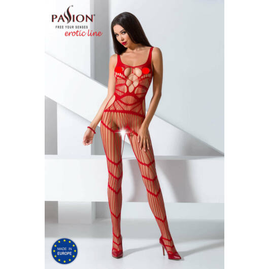 Passion BS058 - overal (red)