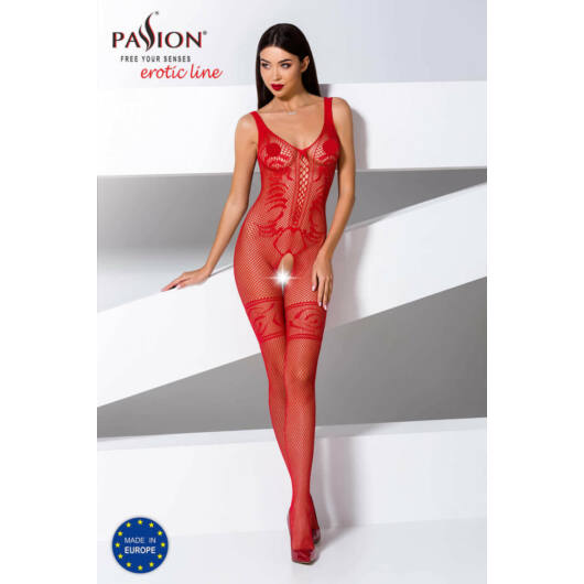 Passion BS069 - overal (red)