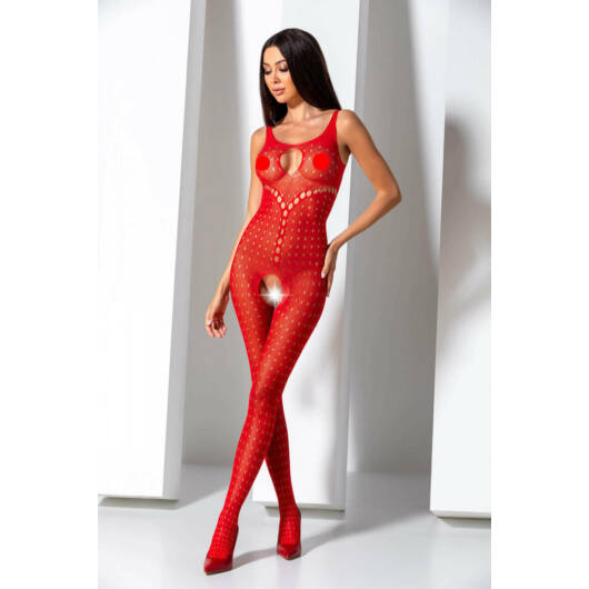 Passion BS078 overall - red