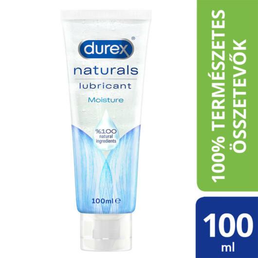 Durex Naturals Moisture lubricant (100ml)