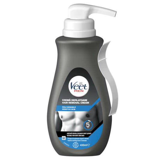 Veet - hair removal cream for men (400ml)