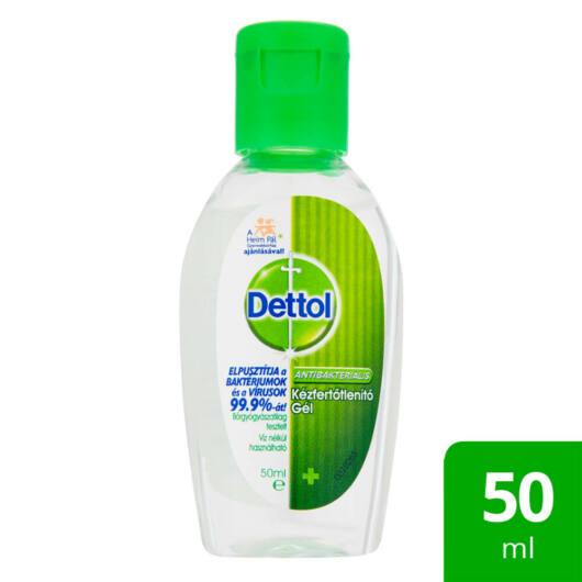 Dettol - antibacterial hand sanitizer (50ml)