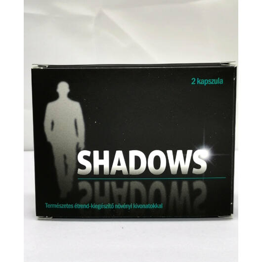 Shadows - natural dietary supplement for men (2pcs)