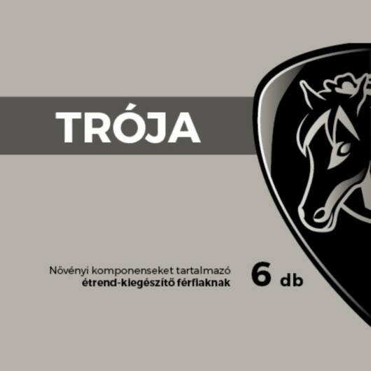 Trojan - dietary supplement capsule for men (6pcs)