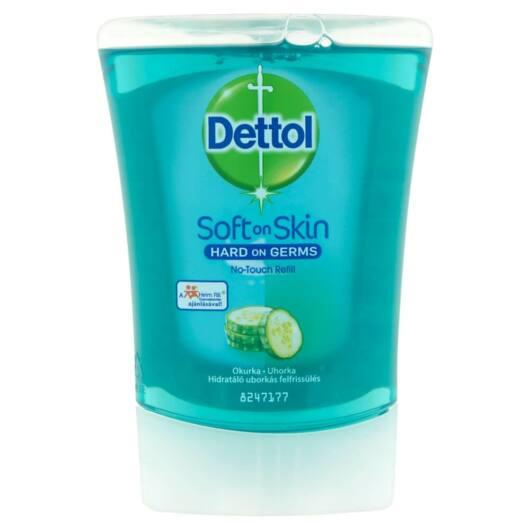 Dettol - no touch refill - cucumber (250ml)
