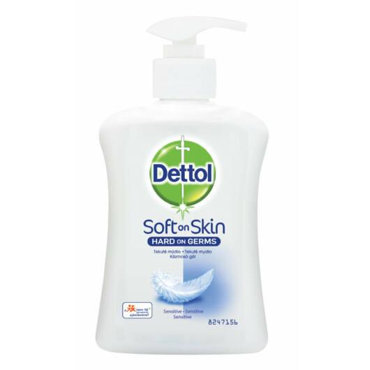 Dettol - pumped liquid soap - Aloe Vera (250ml)