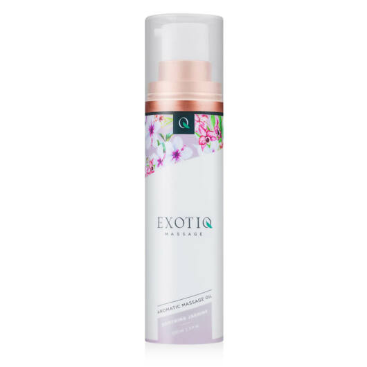 Exotiq Massage Oil Soothing Jasmine - 100 ml