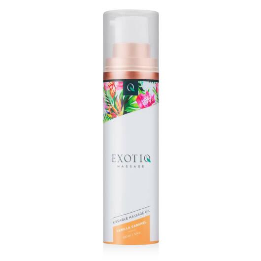 Exotiq Massage Oil Vanilla Caramel - 100 ml