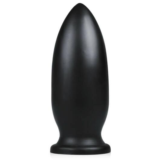 BUTTR Yellow Dog – dildo s prísavkou (čierne)