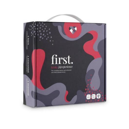 First. Kinky Sexperience Starter Set