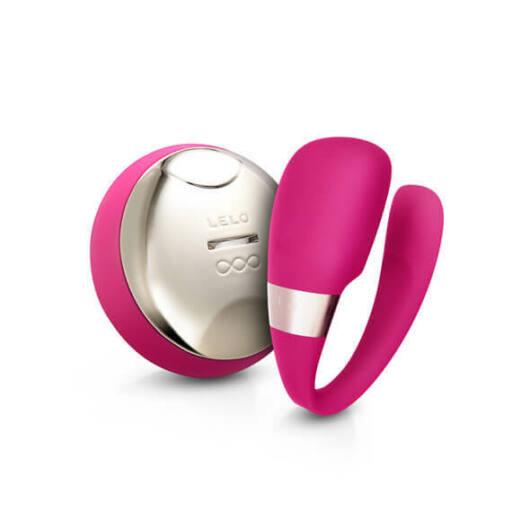 LELO Tiani 3 – párový vibrátor (pink)