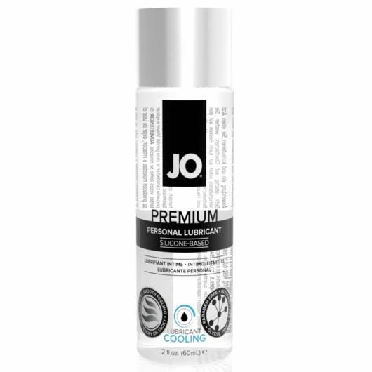 JO Prémium COOL ochladzujúci silikónový lubrikant (60ml)