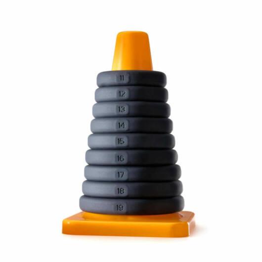 Play Zone hračka na penis – súprava krúžkov a naťahovačov na penis a semenníky (9 dielna)