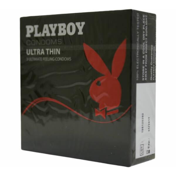 Playboy Ultra Thin 3ks