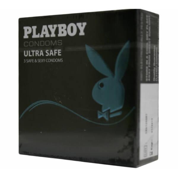 Playboy Ultra Safe 3ks