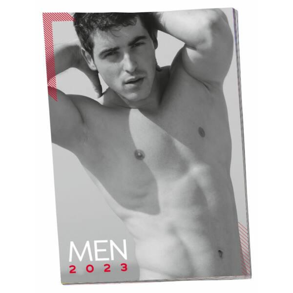 Men 2019 - erotický kalendár