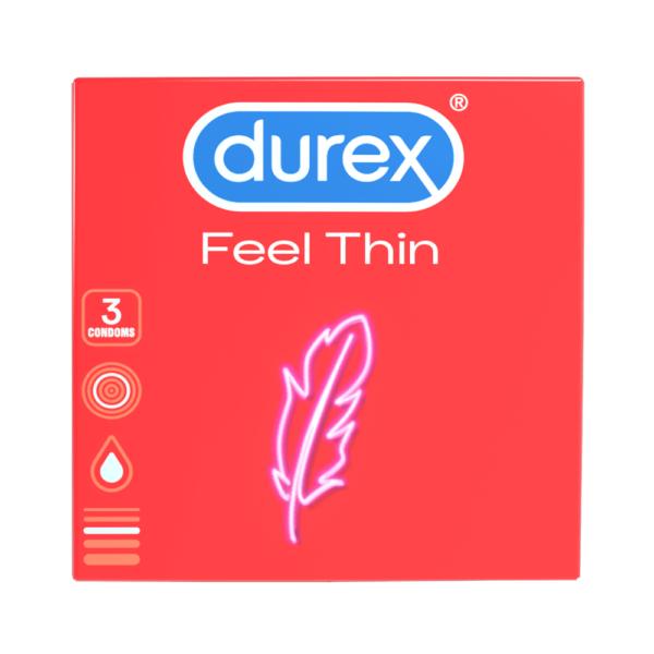 Durex Prirodzený pocit (3ks)