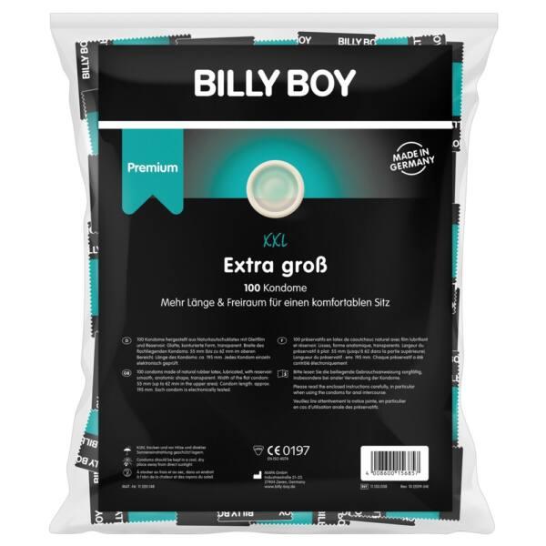 Billy Boy XXL condom 100pcs