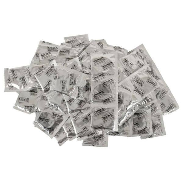 Secura kondómy - priesvitné (100 ks)