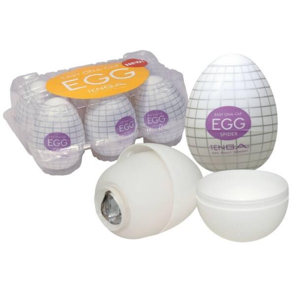 TENGA Egg Spider (6 ks)