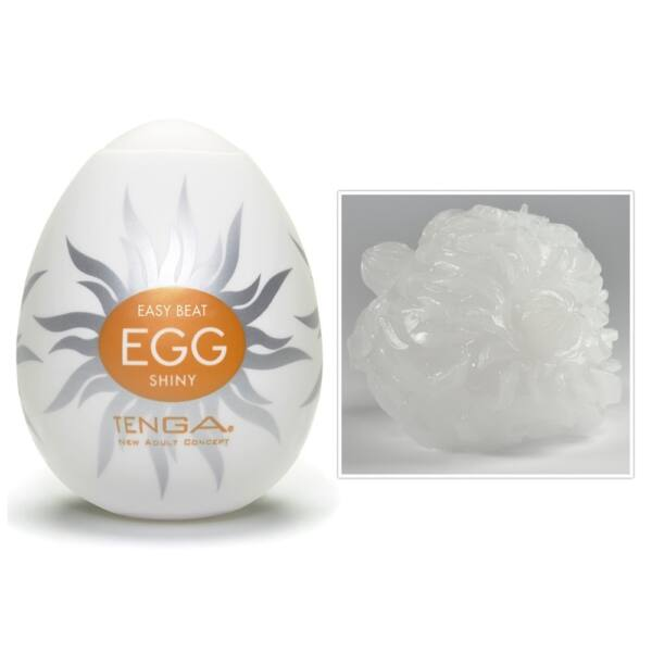 TENGA Egg Shiny (1 ks)