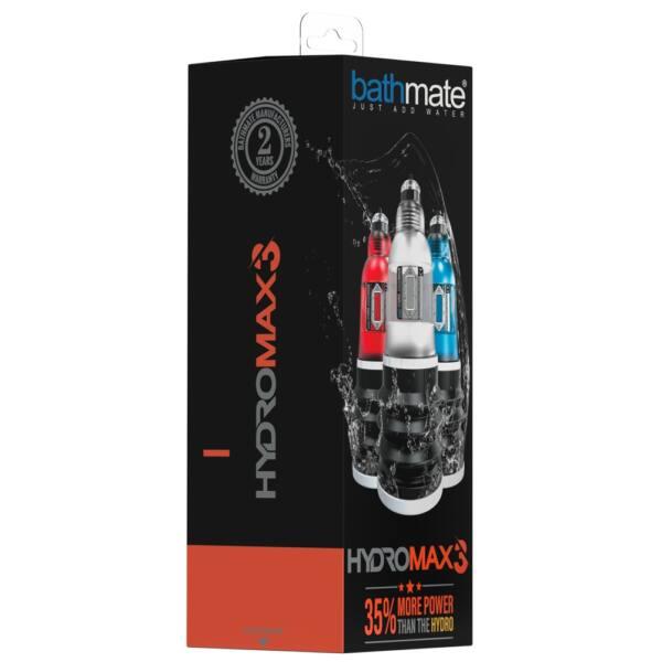 Bathmate Hydromax3 - Hydraulic Pump (Transparent)