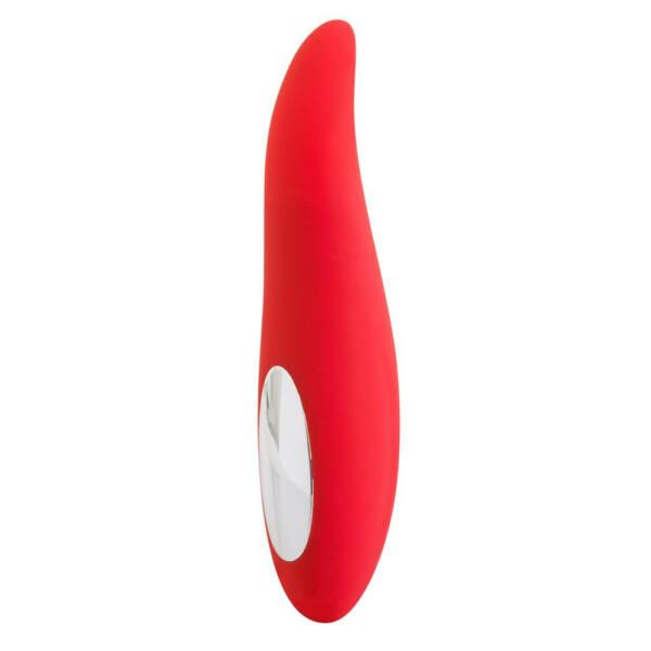 Züngel-Zunge - cordless, rotating tongue vibrator (red)