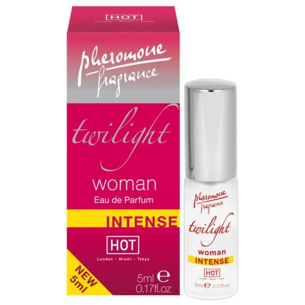 HOT Twilight Woman Intense - dámsky parfém s obsahom feromónov (5ml)
