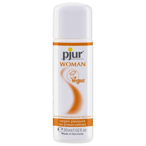 Pjur Vegan - water-based lubricant (30ml)