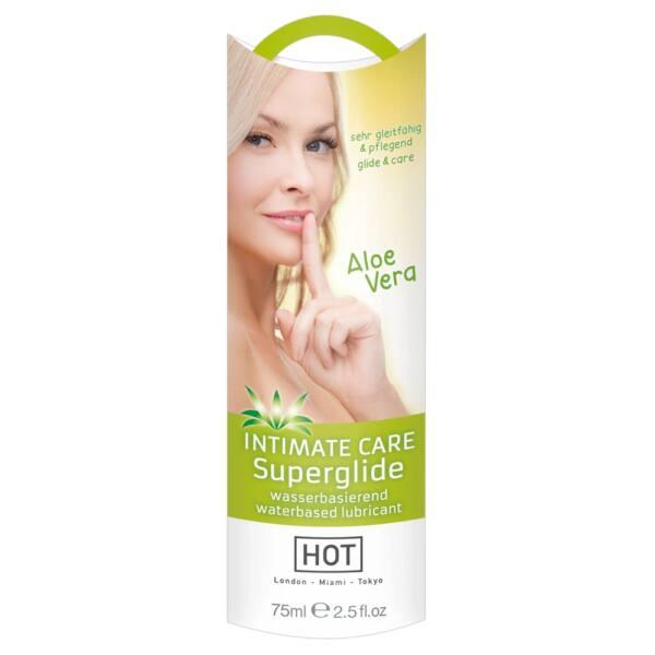 Intimate Care Superglide - Female Intimate Lubricant (75ml)