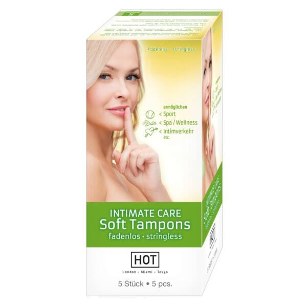 HOT Intimate Care Soft (5pcs)