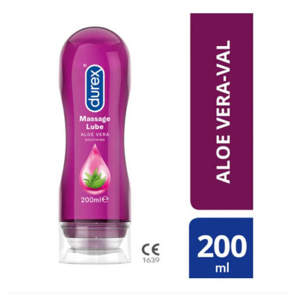 Durex Play 2in1 with Aloe Vera 200ml